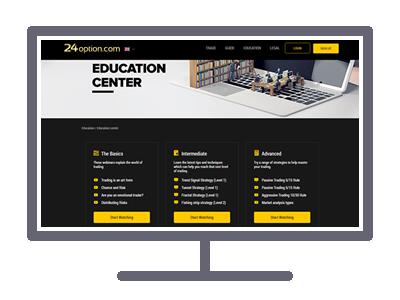 24option Education Center